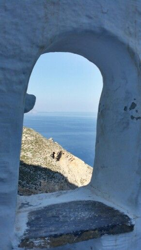 Monastero di Kalotaritissa  di Amorgos