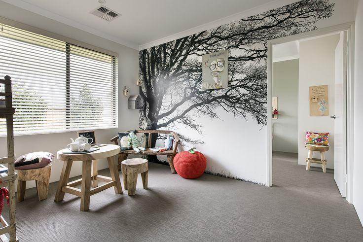 Kids Activity Area - Homebuyers Centre Display Home - Ellenbrook, WA Australia