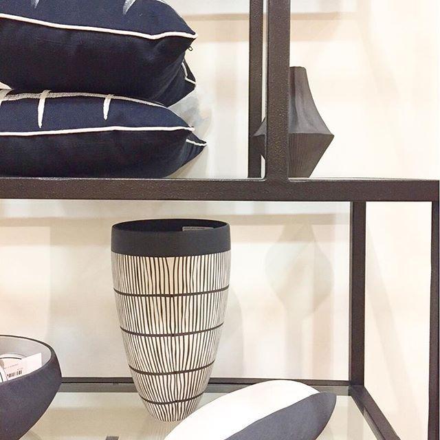 Showroom shelfie. All things black and white - always right ⚪️⚫️✔️ . . . . #cocoonoakville #showroomviews #atcocoon #cocoonaccessories #blackandwhite #monochromatic #shelfie #sundayvibes #classic #holliecooperinteriors #handpaintedcushions #etagere #styling #oakvilleinteriordesign #torontointeriordesign #interiordesign #decorating