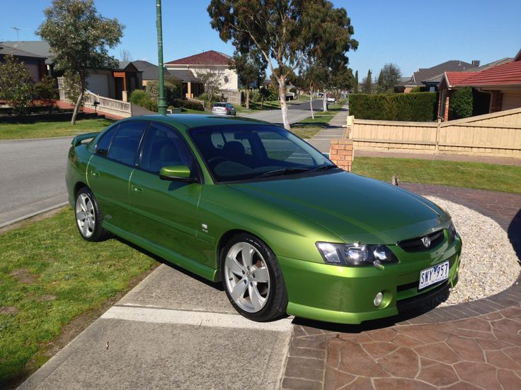 My dad would love custom plates for his big V8 Holden, he has had the same plates since he purchased it which was before l was born. He'd get a green plate with the combo VY or V8.