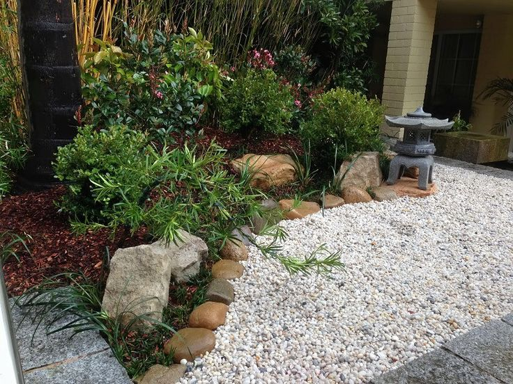 29 best images about landscaping ideas on pinterest for Japanese stone garden