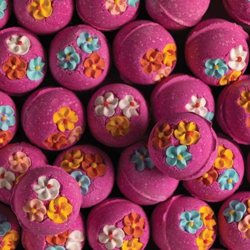 Think Pink - Bombe de bain - Lush