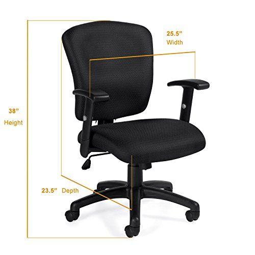 Most Comfortable Computer Chair - OTG11850B cubicles.com http://www.amazon.com/dp/B00SHY7H2A/ref=cm_sw_r_pi_dp_oPedwb0S2DBG7
