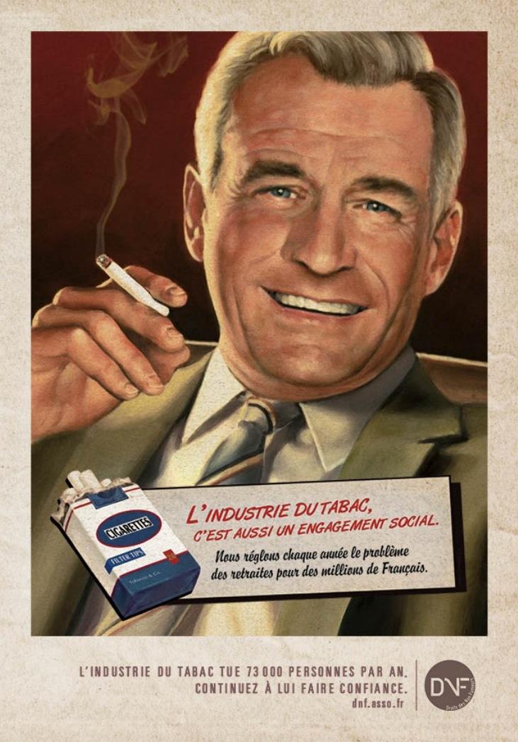 Droit des Non Fumeurs - Cessons de croire