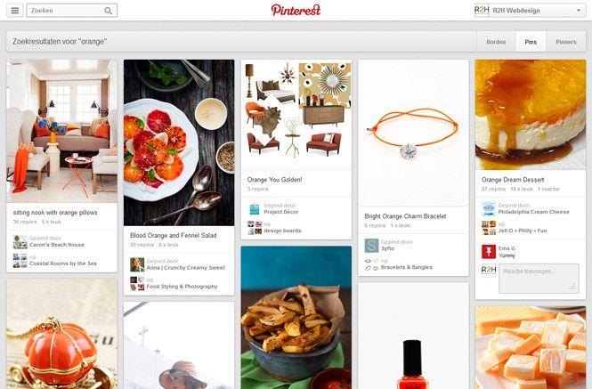 Wat kan je als #bedrijf met #Pinterest?