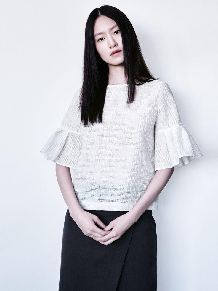 Colyne Shirt and Arietta Skirt   Samuji Resort 2016