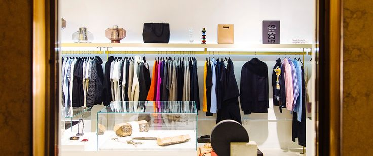 The rise of online retailers may have made shopping simpler, but concept stores tap into the tangible side of the experience—these are some of the best. Brought to you by Marcie Hahn-Knoff  REALTOR®   Broker, PureWest Christie's International Real Estate homeinbozeman.com