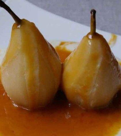 A continuación te daremos 4 recetas de postres con peras para que puedas disfrutar cuando más te gusten... ¡no sólo de postre! ¿Estás lista?