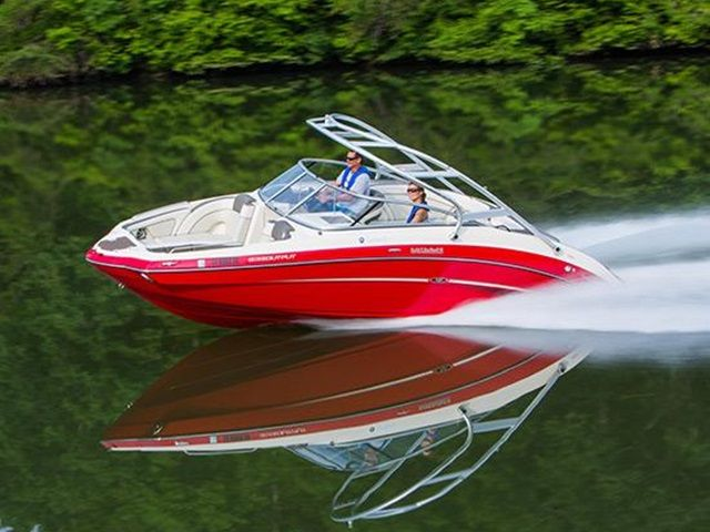 2014 Yamaha Boats 24 FT 242 Limited S for sale at Bradford Marine & ATV.