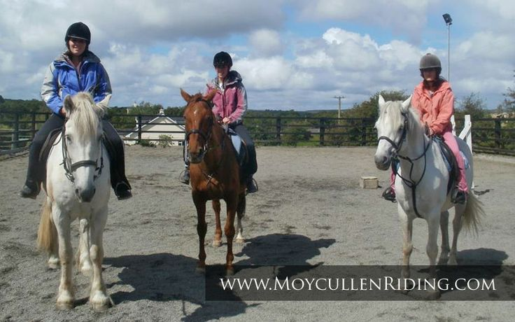 Trek your troubles away with Moycullen Riding Centre