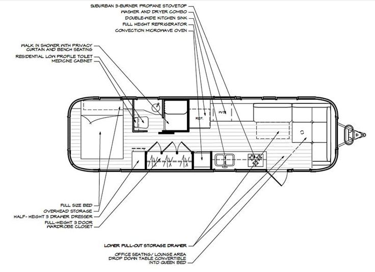 720 best images about my airstream on pinterest campers for 1976 airstream floor plans