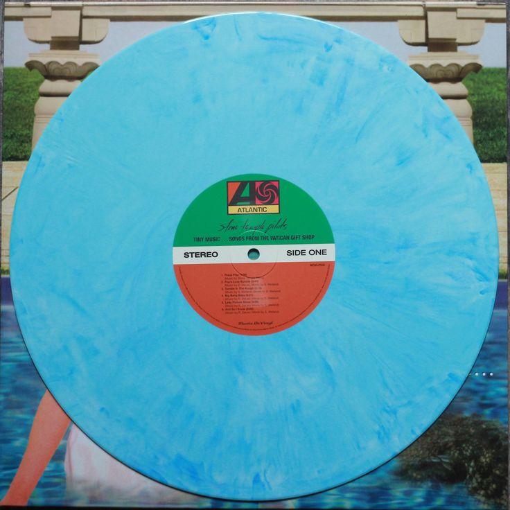 Stone Temple Pilots - Tiny Music... (blue 180gr LP)