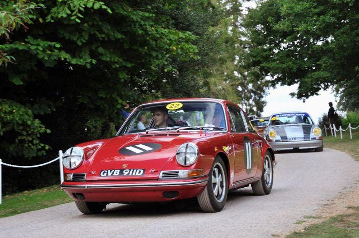 CastleHedingham 456 Porsche Classics at the Castle 2013   Report and Photos