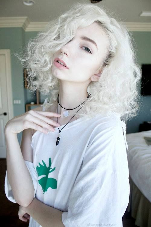 17 Best ideas about Short White Hair on Pinterest   Short ...
