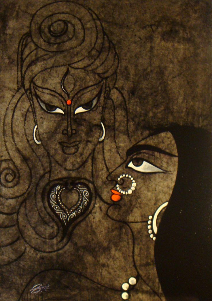shiva paintings | Third Eye Creations - Artworks by Sonali Chaudhari