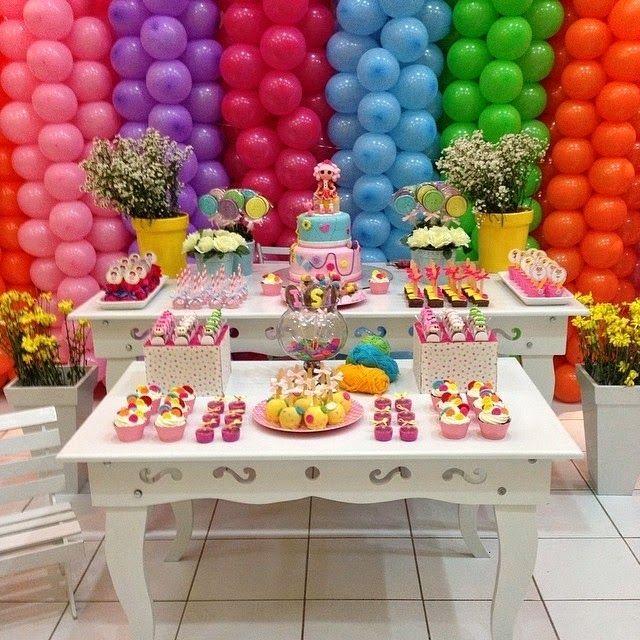 Caixinha Surpresa: Festa Da Lalaloopsy!!!!