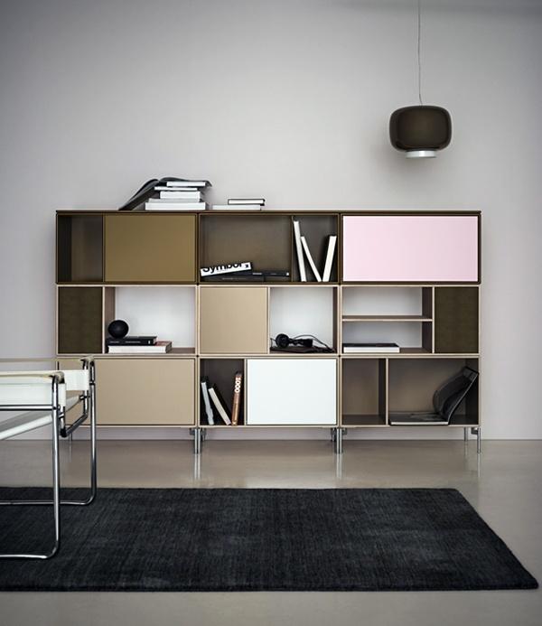 sophisticated colour blocking via Stil Inspiration (blog)