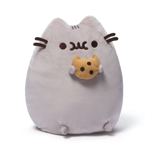 Pusheen with Cookie Plush