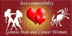 Gemini Man and Cancer Woman Love Compatibility Melvin james rojo magtangob Adonelle bosque ang