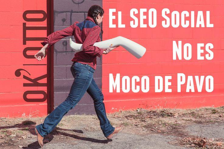 El SEO Social es absolutamente esencial para cualquier negocio hoy en día. Canales en los medios de comunicación como Twitter, Facebook, Google Plus y LinkedIn proporcionan un punto de comunicación esencial entre las empresas y los consumidores. www.ok-otto.com