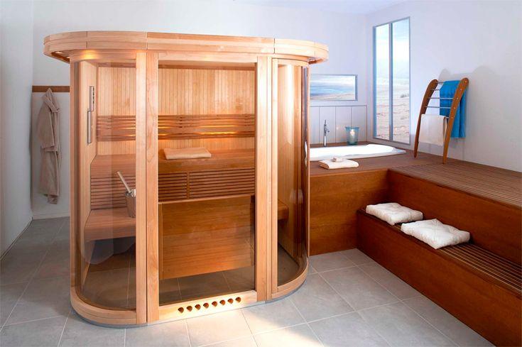 Sauna selber bauen Kosten, Planung, Ideen Badgestaltung
