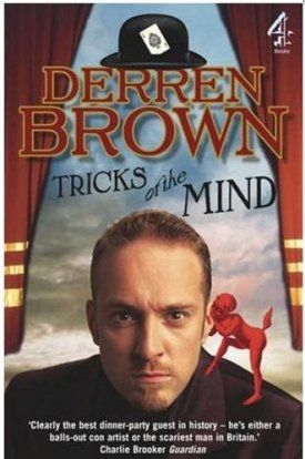 Tricks of the Mind by Derren Brown http://bookishwhimsy.blogspot.com/2012/04/review-tricks-of-mind.html