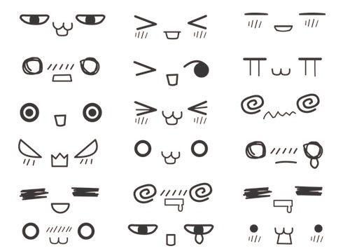 imagenes de ojos de anime - Buscar con Google