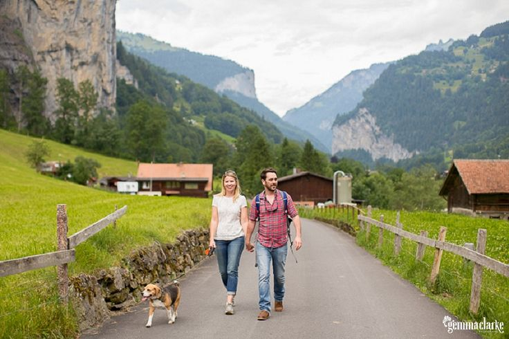 Anthony and Candy – Lifestyle Portraits in Switzerland