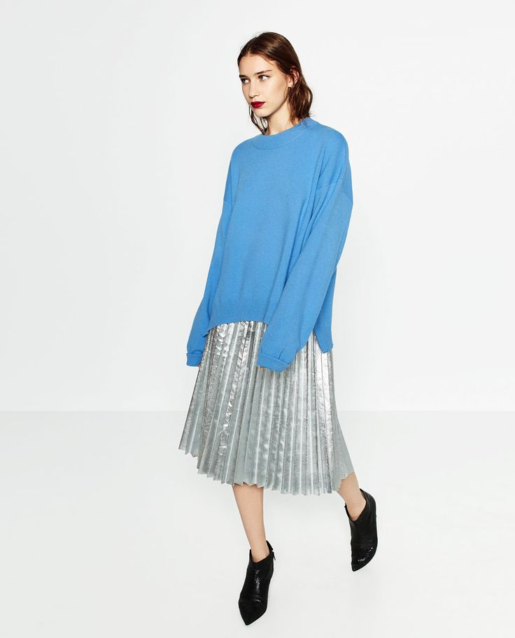 KNIT SWEATSHIRT-NEW IN-WOMAN | ZARA United States