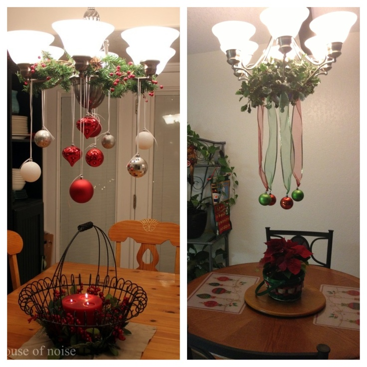 My holiday Pinterest project