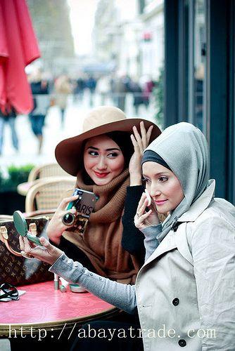 ♔ Hijabi Style   Uℓviỿỿa S.
