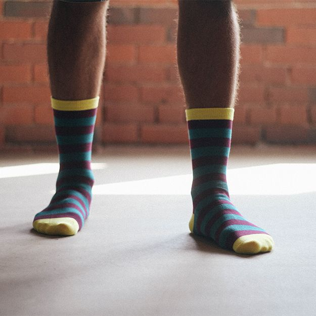 Online Monthly Subscription for awesome socks, cool socks, and novelty socks - WeSell