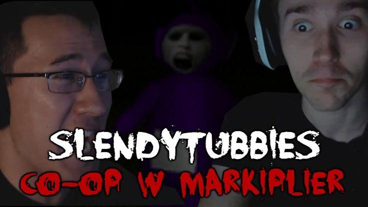 Scary Games - SlendyTubbies Co-op w/ Markiplier