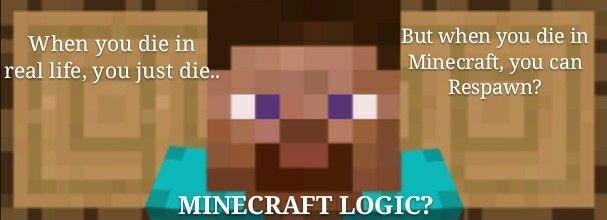 I love minecraft logic, its the best!