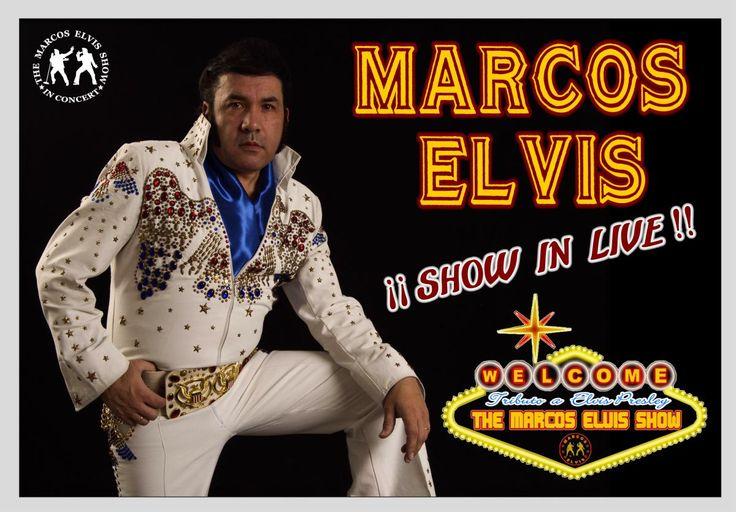 Marcos Elvis: El Rey vive ahora en La Mancha