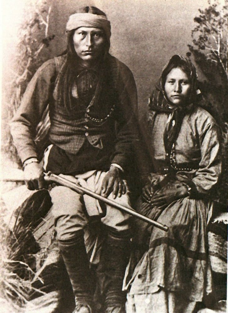 Cochise - 1815-1874 Though actually pronounced K-you Ch-Ish, this Apache leader is second only to Geronimo when it comes to that tribe's historical significance. Often described as having the classical Indian frame; muscular, large for the time, and known to wear his long, black hair in a traditional pony tail, Cochise aided in the uprising to resist intrusions by Mexicans and American in the 19th century.