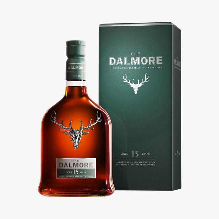Whisky Dalmore 15 ans - The Dalmore - Find this product on Bon March� website - La Grande Epicerie de Paris