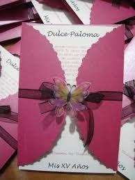 Resultado de imagen para decoracion de mariposas para 15 años