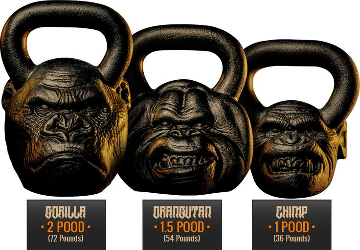 How can I live my life without a freaking gorilla head kettlebell???