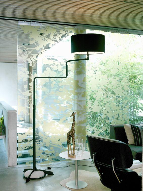 Swivel floor lamp by Functionals