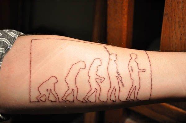evolution tattoo - Pesquisa Google