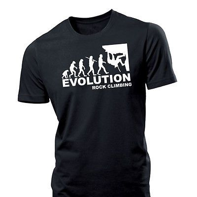 #Evolution rock climbing t #shirt grapple #harness crevasse kit brakes carabiners, View more on the LINK: http://www.zeppy.io/product/gb/2/331945152204/