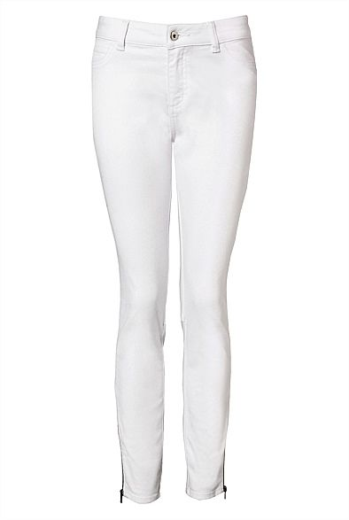 7/8th White Jean #Witcherywishlist