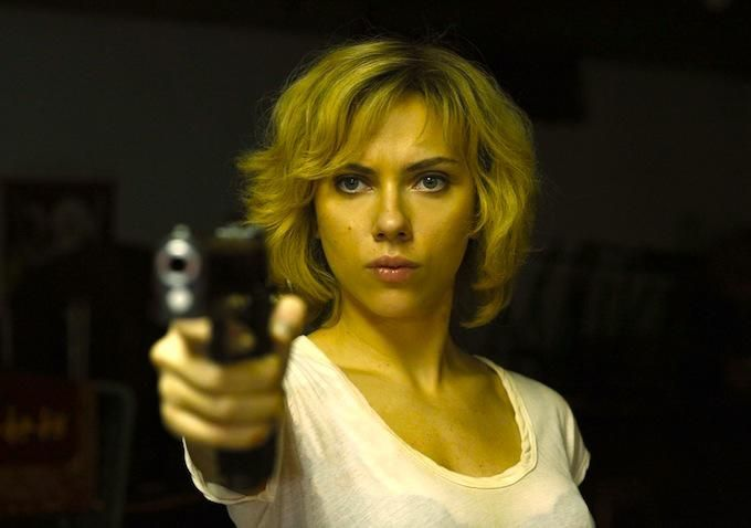 Watch: Scarlett Johansson Kills Dudes Dead In Violent First Red Band Clip From Luc Besson's 'Lucy' The Playlist