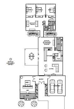 Eco friendly house plans australia