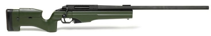 Beretta Sako TRG 42 .338LM Bolt Action Rifle- Green Picatinny Rail