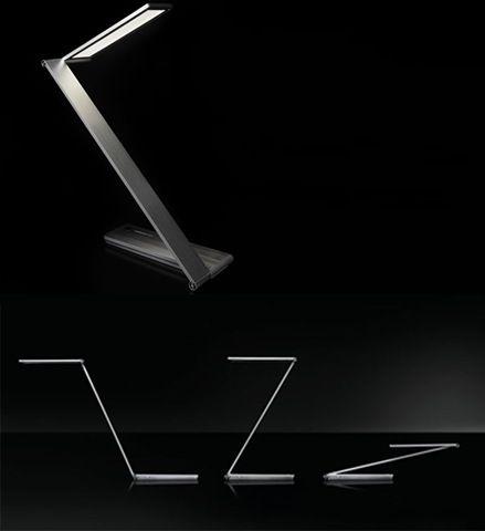 Futuristic LED Desk Lamp BE Light3