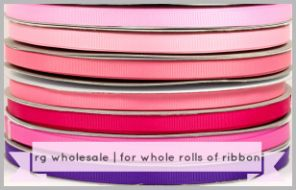 RG wholesale Ribbons