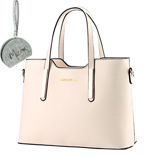 Micom Simple Euro Style Pure Color Pu Leather Tote Shoulder Handbag for Women (Beige) MICOM http://www.amazon.com/dp/B00XTNCOJA/ref=cm_sw_r_pi_dp_nvGHvb1DVTZ5W