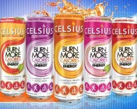 Celsius Has a Brand New Look! (...same  great taste & formula!)  Innovative, chic and credible are words that may come to mind to describe recently revamped packaging for our Celsius ready-to-drink supplement line. This innovative makeover was created to emphasize the unique calorie burning and lasting energy benefits of Celsius. The sleek new design also highlights the distinctive color of each flavor.